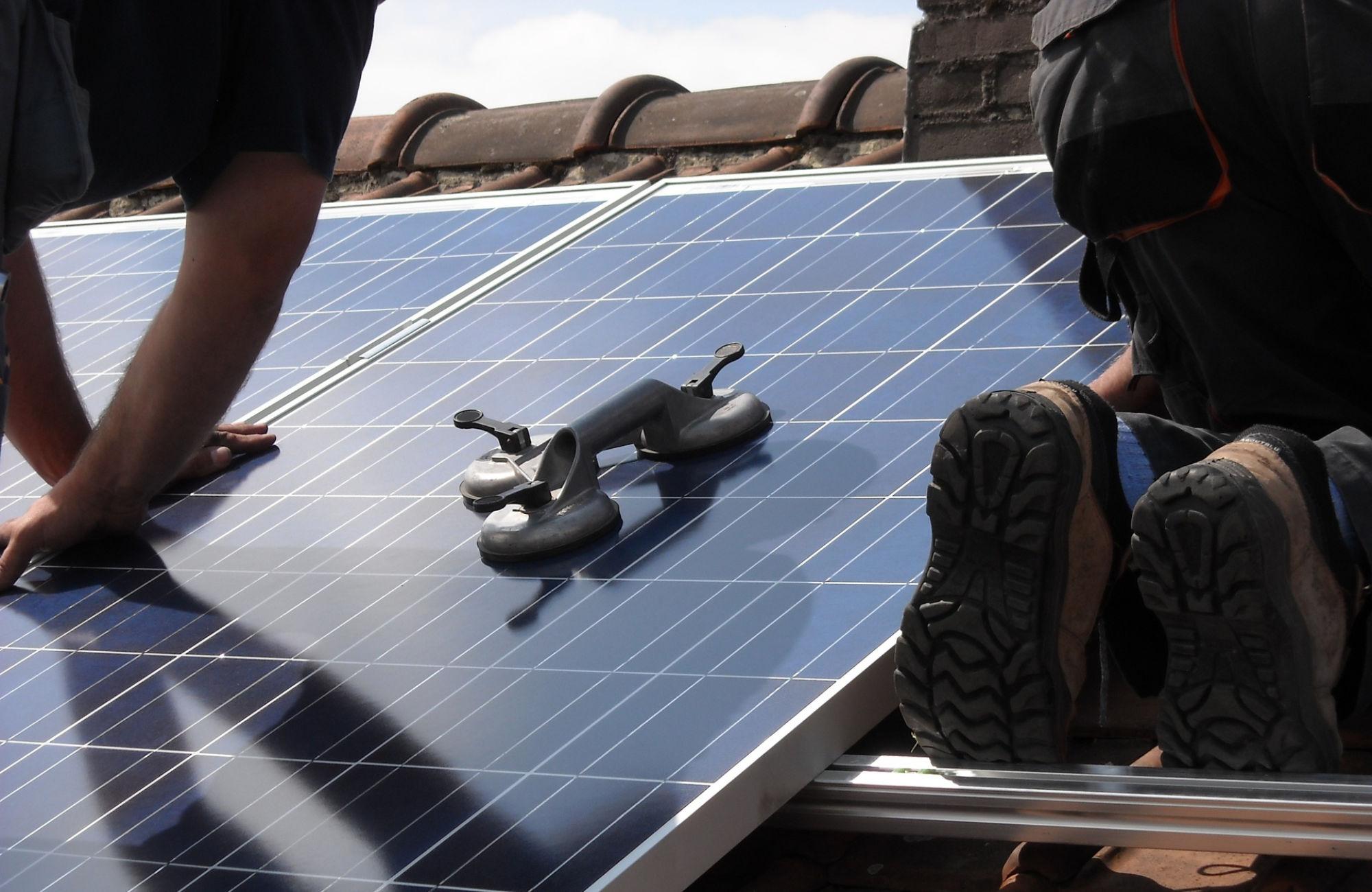 Choisir l'implantation des panneaux photovoltaïques