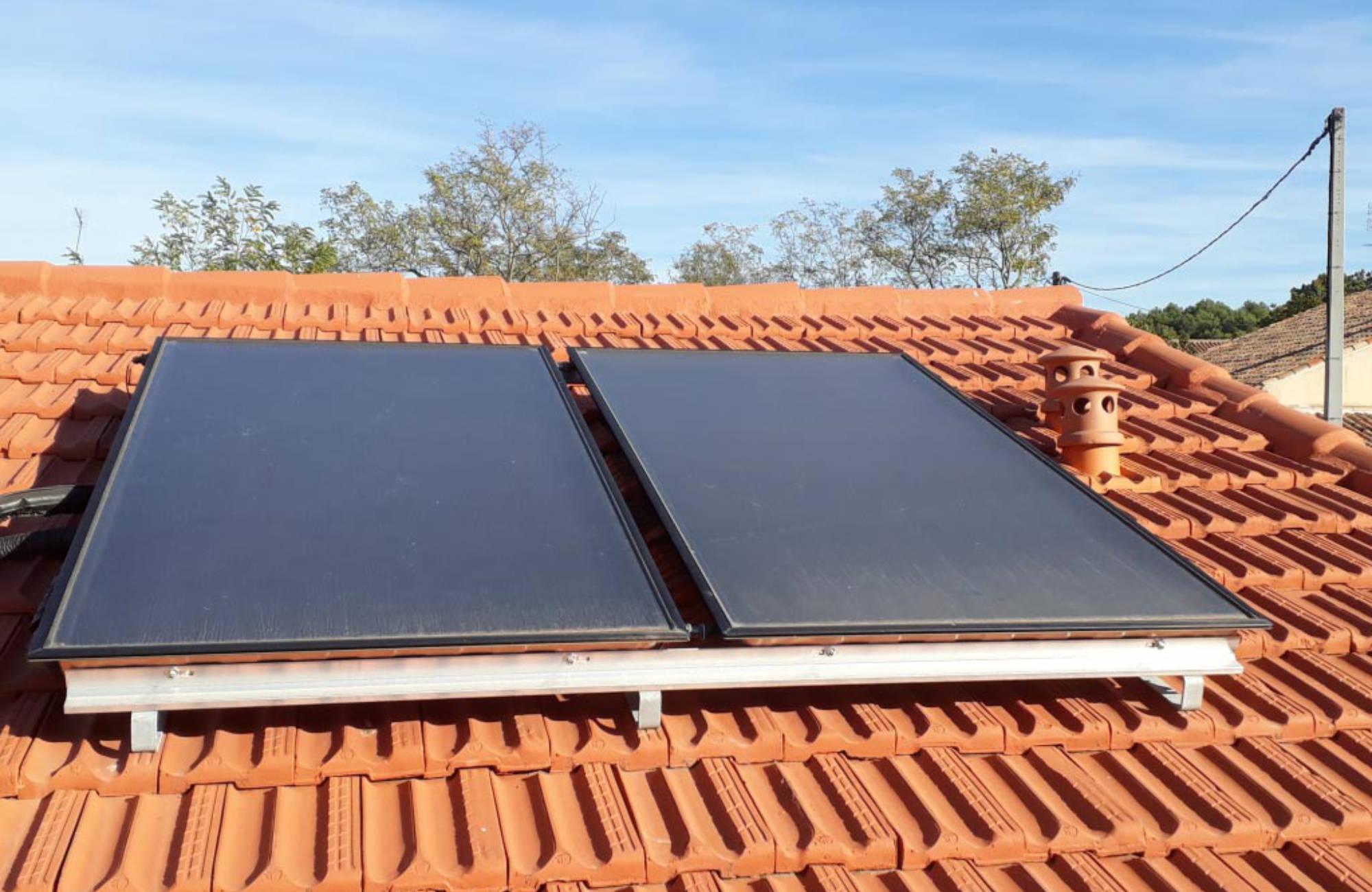 Les composants du Chauffe-eau solaire individuel (CESI)