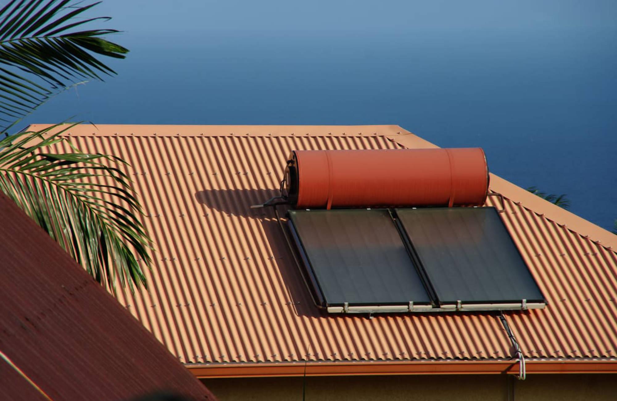 Dimensionner l'installation du chauffe-eau solaire