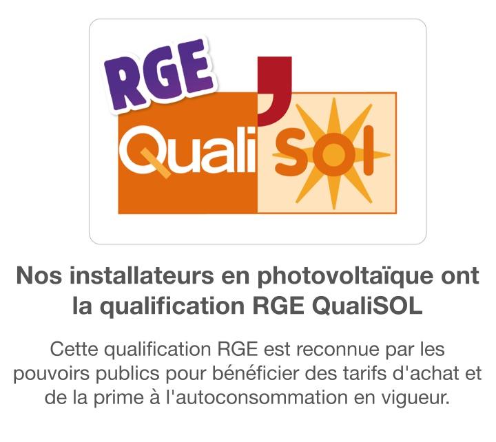 Installateur QualiSOL